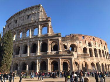 ハネムーンで2月のイタリア旅行へ!!