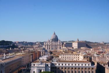 イタリア旅行記②1日で観光するローマ編