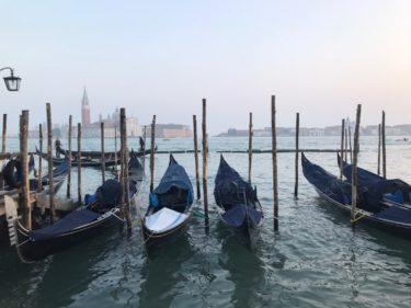 イタリア旅行記④水の都ヴェネツィア観光編